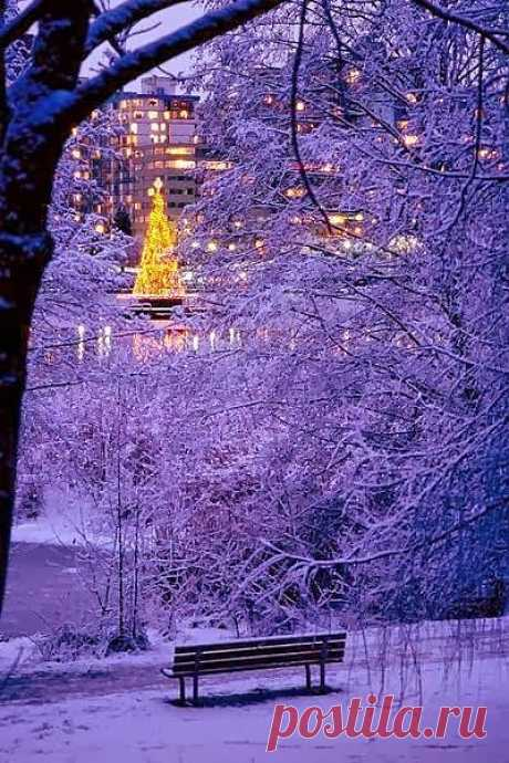Стэнли Парк, Ванкувер