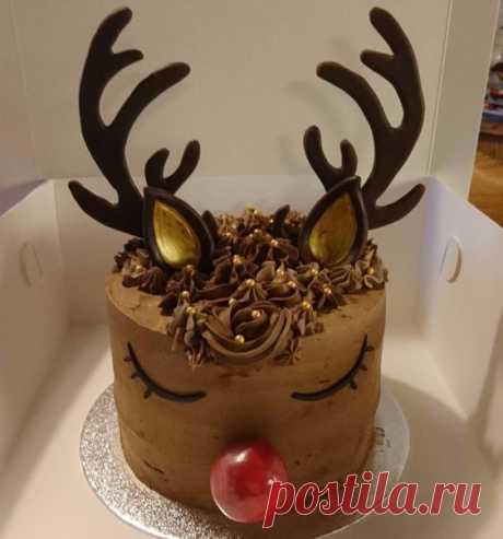 Суперский тортик