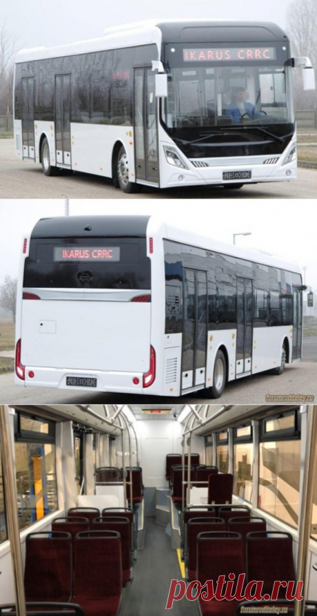 Легенда венгерских автобусов Икарус возродилась :: социальная сеть родителей