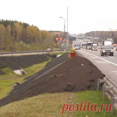 Купить геомат в Минске | Геоматы для укрепления откосов, цена