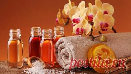 Как используют масла для кожи