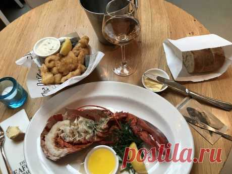 Seafood Bar Амстердам
