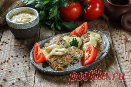 Котлеты без мяса! Постный рецепт из гречки и картофеля | Ешь Деревенское | Яндекс Дзен