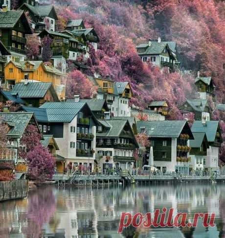 Хальштеттер, Австрия