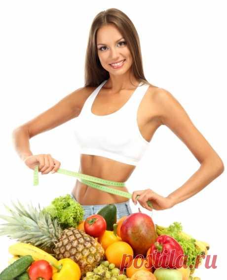 Как быстро похудеть без диет и очистить организм