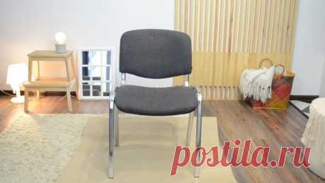 Неожиданная переделка офисного стула своими руками — отличный результат — Мир интересного