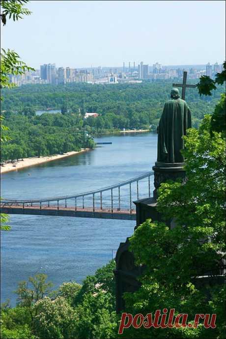 Днепр.Киев.