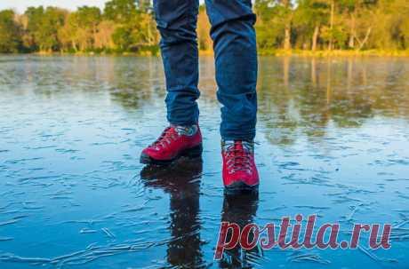 Чтобы обувь не скользила: простое средство против гололеда | Личныйопыт. Дача, собаки, советы | Яндекс Дзен