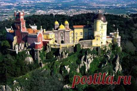 Дворец Пена - Путешествуем вместе