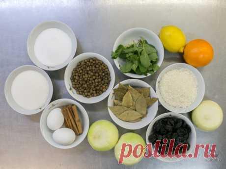 Secrets of the Jewish cuisine: we prepare esik fleysh and a gefilta for a gelzela - MIR24