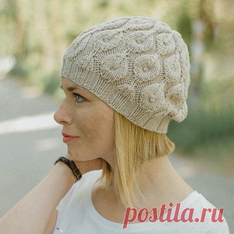 Изящные шапки с интересными деталями на осень | Вязунчик — вяжем вместе | Яндекс Дзен