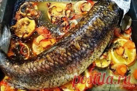 Пять рецептов запечённой рыбки