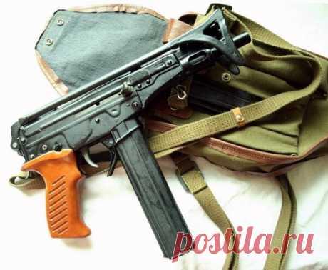 Пистолет-пулемет «Кипарис»   Lockwork. Об оружии   Яндекс Дзен