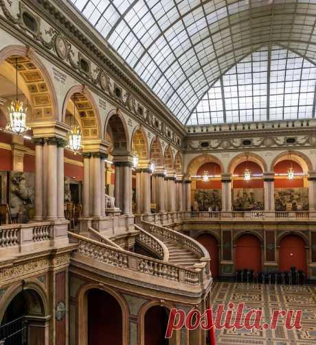 Самый красивый ВУЗ, который я видела, даже Оксфорд отдыхает: академия Штиглица в Петербурге | Соло - путешествия | Яндекс Дзен