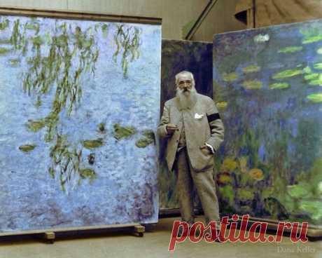 Impressionism foto Monet