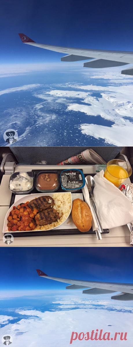 Как прошёл мой перелёт в Америку через Гренландию | Американ Бой | Яндекс Дзен