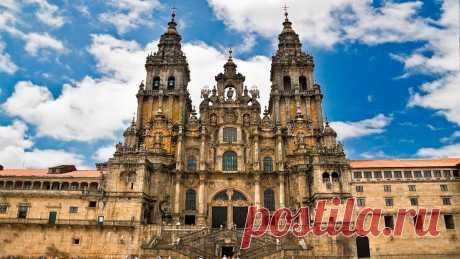 Потрясающие места Испании   Папа на отдыхе   Яндекс Дзен