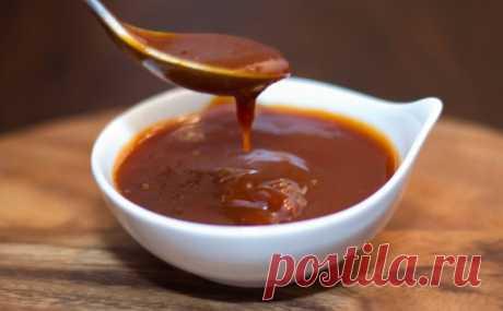 La salsa Vustersky la receta