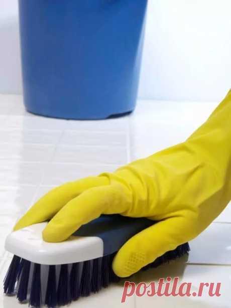 14 идей для уборки в ванной комнате   Делимся советами