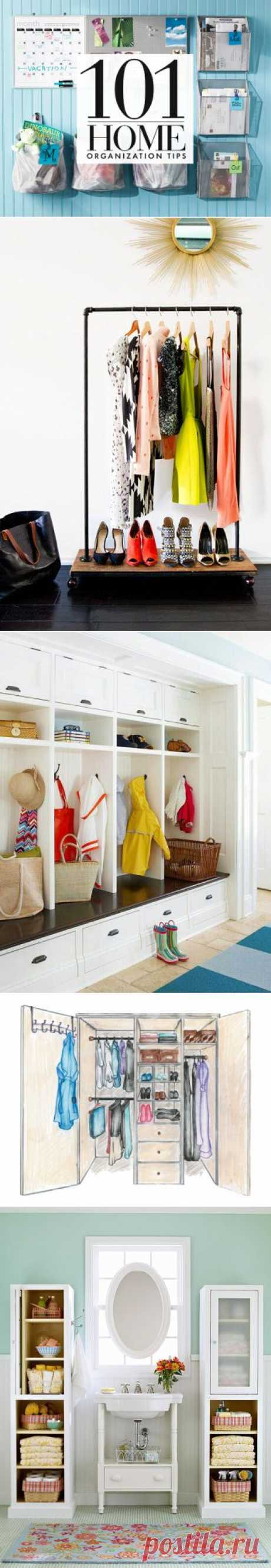 101 Home Organizing Tips and Tricks | The Vivant