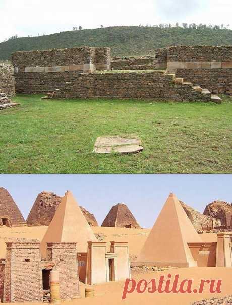 (+1) тема - Забытые древние цивилизации | НАУКА И ЖИЗНЬ
