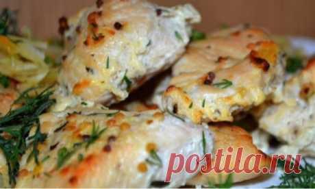 Нежный кефирный маринад для курицы: пошаговый рецепт приготовления