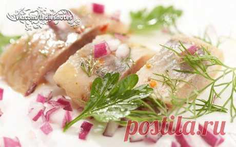 Маринованная сельдь: 6 вариантов вкусных маринадов | Женский журнал