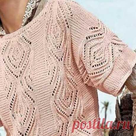 «Полувер с красивым ажуром @olest_hm #вязаниеслюбовью #вяжу #мамавяжет #вязаниеназаказ #knitting #вяжуслюбовью #knitting_inspiration #бесплатноеописание #брянск32 #вязаниедетямивзрослым #вязаниеэтомодно #вязаниеспицами #вязаниекрючком #вяжемдетям #вязание #вяжутнетолькобабушки #вяжуспицаминазаказ #вяжуспицамиикрючком #вяжуспицами #описаниевязания #knit #knitdesign #knitdesigner #knitwear #вязаниеназаказмосква #узорвкопилку #мк» — карточка пользователя Veneta L. в Яндекс.Коллекциях