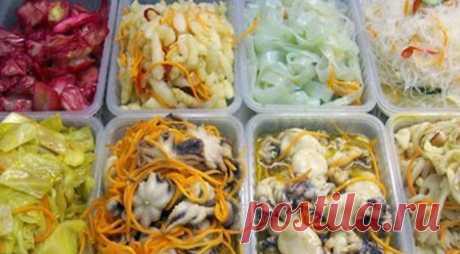 Салаты по-корейски: ТОП-6 обалденно вкусных рецептов. - СУПЕР ШЕФ