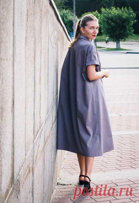 Платье / iri.khromova / 04.07.2016 / Фотофорум на BurdaStyle.ru