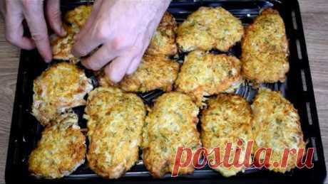 Просто БЕРУ Картошку и 2 яйца! Хоть к обеду, хоть на праздничный стол. Быстро и легко готовится!