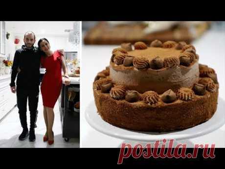 Мой Фирменный Торт Трюфель на День Рождения Сына - Truffle Cake - Рецепт от Эгине - Heghineh