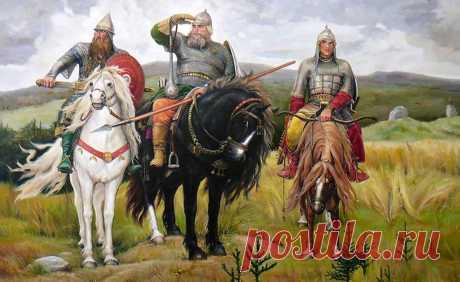 Былина о Дунае, Добрыне и Владимире Красно Солнышко - слушать онлайн