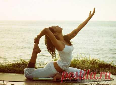 Уроки хатха-йоги для начинающих — 10 особенных асан