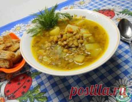 Постный суп с чечевицей в мультиварке – кулинарный рецепт