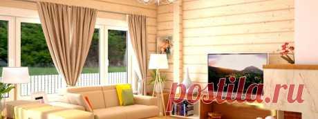 🏠 Отделка внутри деревянного дома: фото готовых проектов Итак, вы стали обладателем деревянного сруба. Прошло необходимые полгода, он «устоялся» и теперь нужно приступать к подготовительным работам и отделке. В этом обзоре разберём важные моменты, которые позволят создать из сруба полноценное жилище. Отделка внутри деревянного дома должна быть выполнена правильно, а фото и пошаговые инструкции помогут избежать ненужных ошибок. Когда можно приступать к отделке деревянного ...