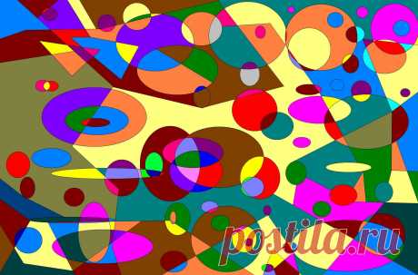 Abstract Digital Circle  Free Stock Photo HD - Public Domain Pictures