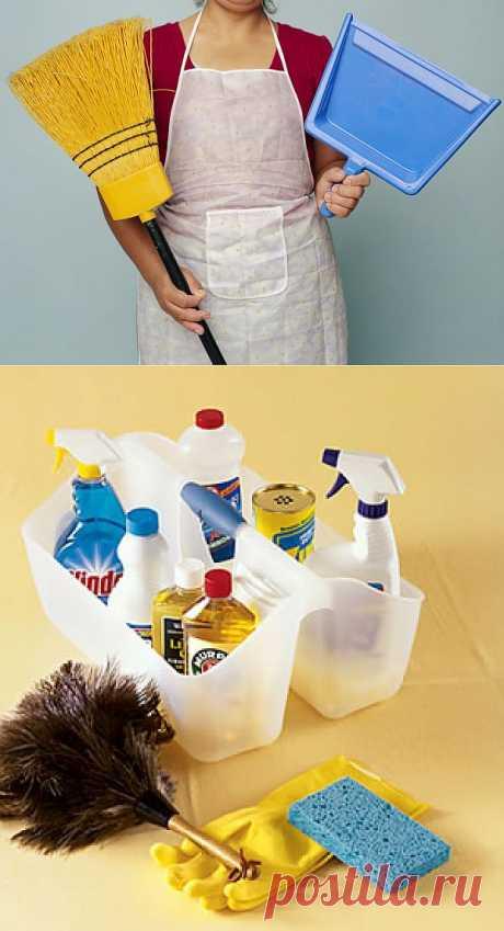 Как быстро навести порядок в квартире?. Система организации домашнего хозяйства Fly, которая учит быстрой и эффективной уборке.