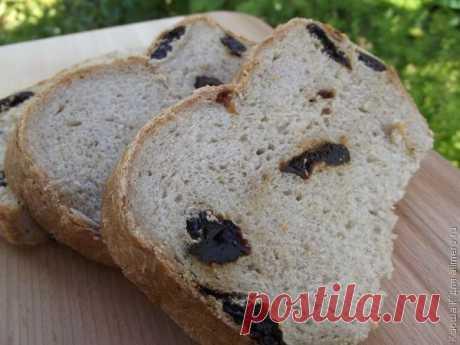 👌 Ржаной хлеб в хлебопечке с черносливом, рецепты с фото Не всегда я с вами могу поделиться всеми рецептами, которые делаю со своей помощницей — хлебопечкой. Все дело в том, что я сейчас много шью и способна рассказывать вам только самое...