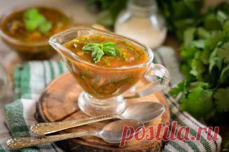 Армянский соус к шашлыку - пошаговый рецепт с фото на Повар.ру