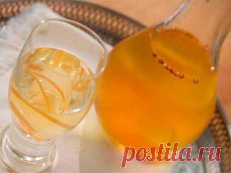 Все запивают водку апельсиновым соком, а можно сделать вкуснейшее апельсиновое вино: делюсь рецептом