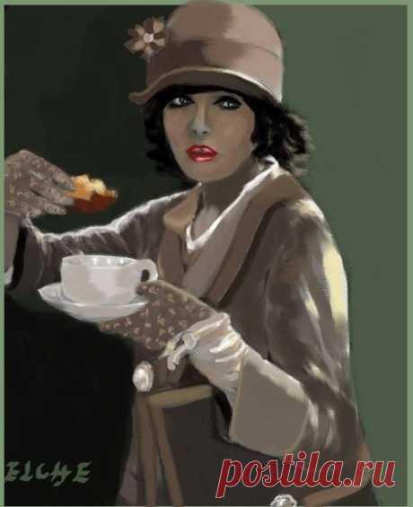 Чай или кофе 11 ...