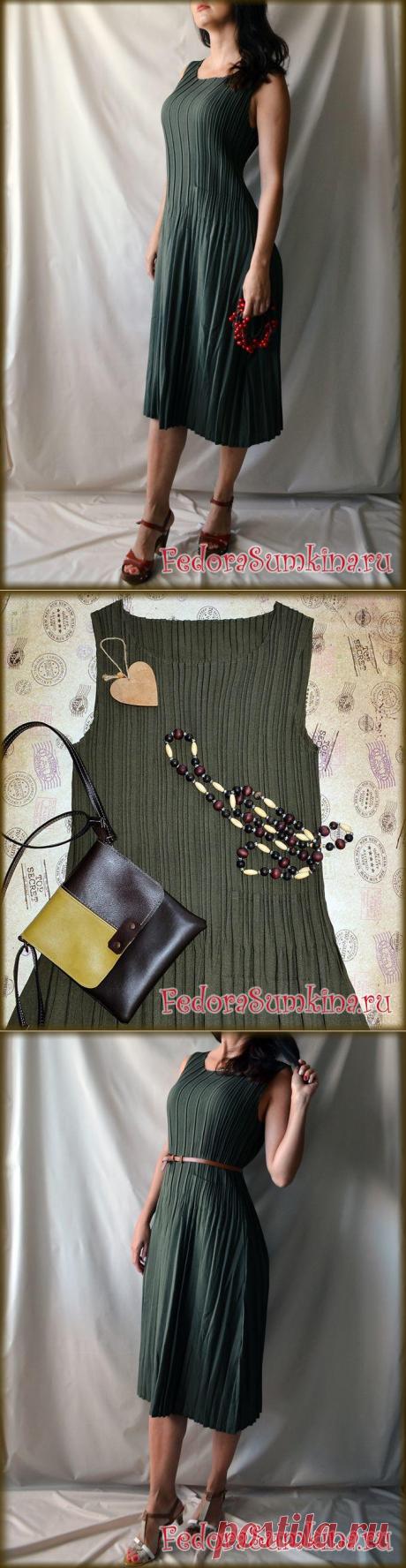 Красивое платье для женщин размера плюс