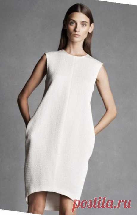 Платье, которое скрывает животик (Шитье и крой) – Журнал Вдохновение Рукодельницы