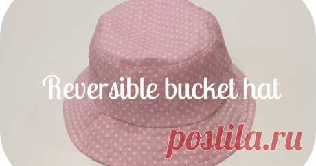 мамочка сшить довольно: Быстрый наконечник на реверсивных Bucket Hat