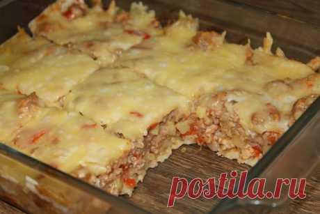Обед из лаваша – пошаговый рецепт с фотографиями