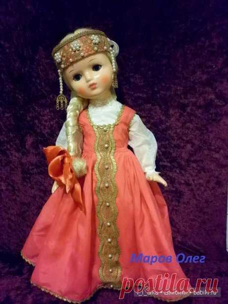 Куклы Ивановской фабрики игрушек. Мастер Олег Маров / Наши коллекции кукол / Бэйбики. Куклы фото. Одежда для кукол
