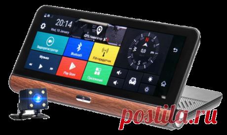 DODTECH MT21 LTE Многофункциональный усовершенствованный автомобильный планшет. Увеличенный экран!