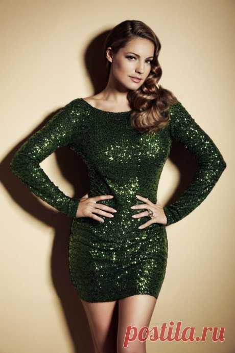 Келли Брук (Kelly Brook) в рекламе бренда New Look (сентябрь 2011)