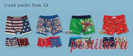 Underwear | Nightwear/ Accessories | Boys Clothing | Next Official Site - Page 15